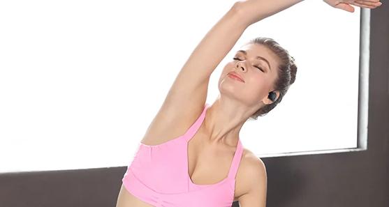 HIFI fitness slúchadlá za uši Awei A840BL