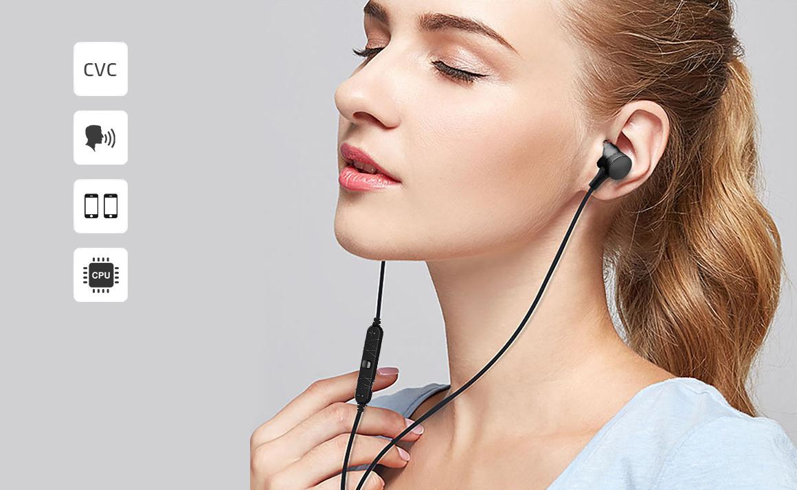Bezdrôtové slúchadlá pre šport Awei A920bl