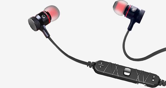 Kvalitné bezdrôtové slúchadlá do fitka so super zvukom.