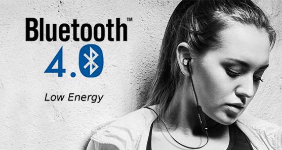 Bezdrôtové slúchadlá Awei a921bl s bluetooth 4.1
