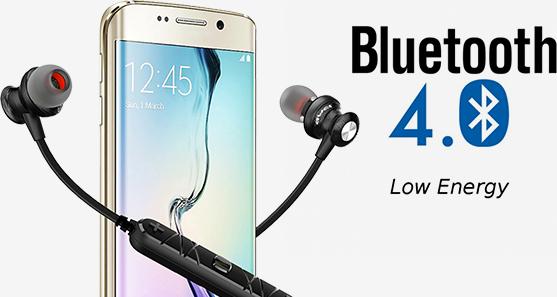 Awei a980bl sú bezdrôtové slúchadlá s Bluetooth 4.0