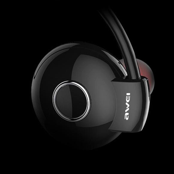 Awei A845BL kvalitné bezdrôtová Bluetooth slúchadlá so super basy a zvukom.