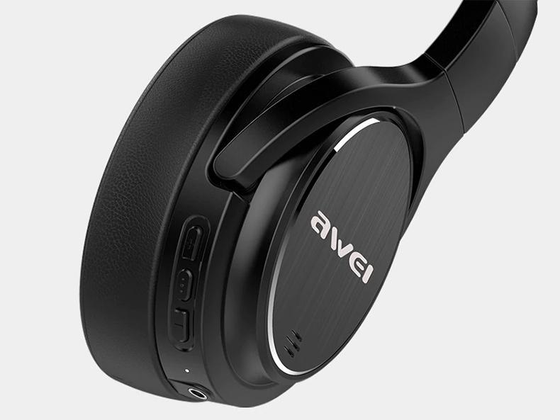 Bezdrôtová Bluetooth slúchadlá cez hlavu s kvalitným mikrofónom.