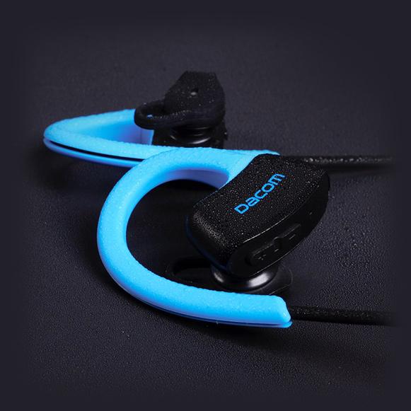 Bezdrôtová Bluetooth vodotesná slúchadlá IPX7.