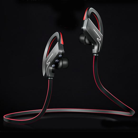Štýlové a krásne slúchadlá bezdrôtová za uši s pekným dizajnom Mix Hero Wings.