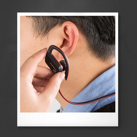 Kvalitné bezdrôtové slúchadlá za uši Mix Hero Wings.