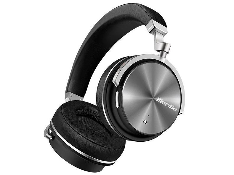 Luxusné bezdrôtová Bluetooth slúchadlá cez hlavu Bluedio T4S
