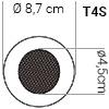 bluedio-t4s-veľkosť-náušníkov