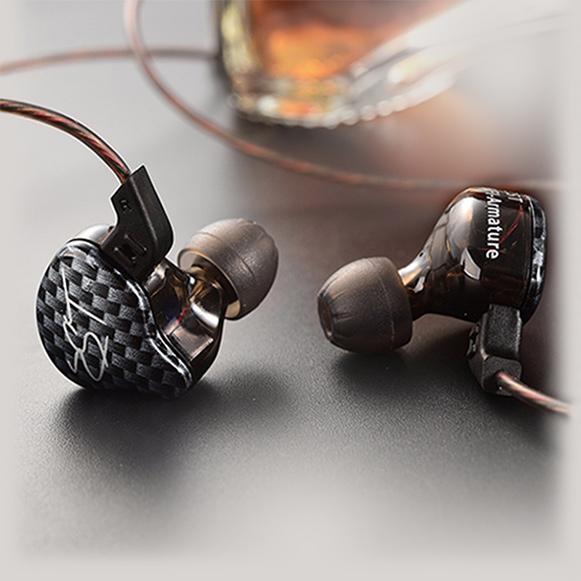 Kvalitné HiFi slúchadlá do uší sa super zvukom za lacnú výhodnú cenu.
