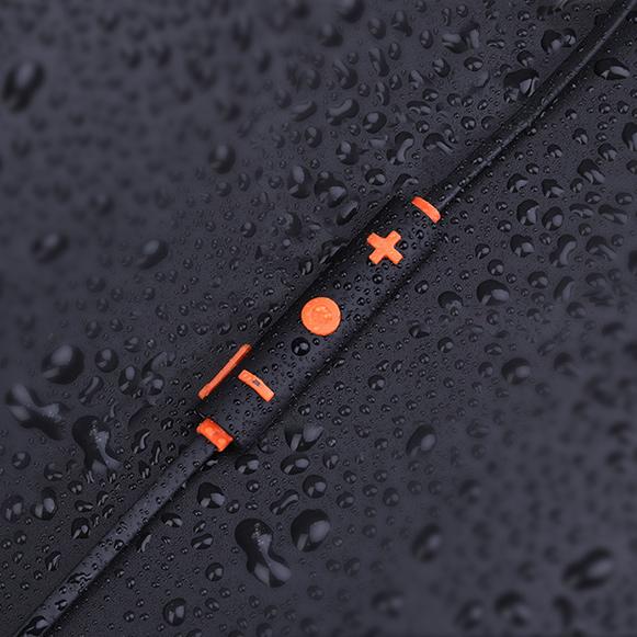Bezdrôtové slúchadlá s preskakovaním pesničiek a malým ovládačom plextone bx338.