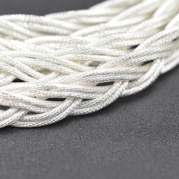 Luxusné náhradný kábel k slúchadlám KZ ZS5 vylepšujúci, zlepšujúce.
