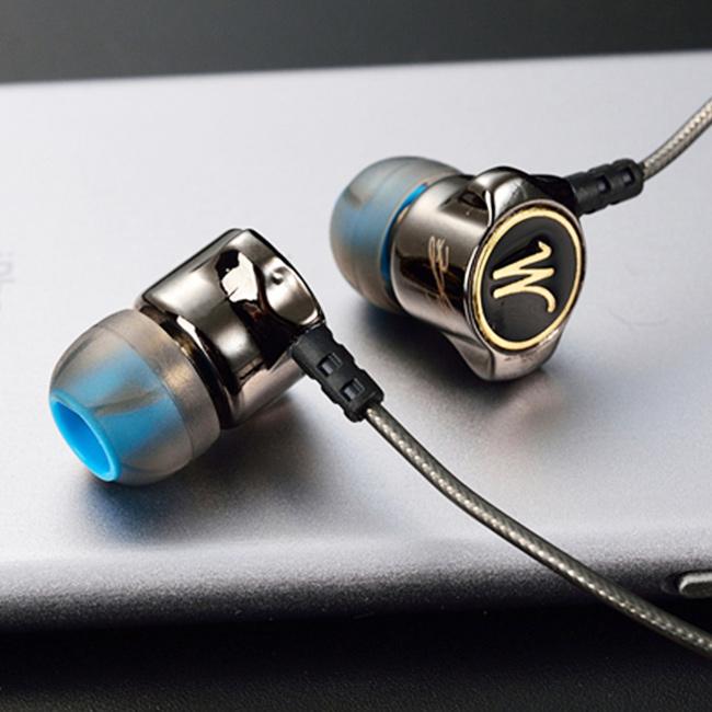 Luxusne vyzerajúci náhradné špunty do uší štýlovej KZ G2 náhradné nástavce na štupľové slúchadlá.