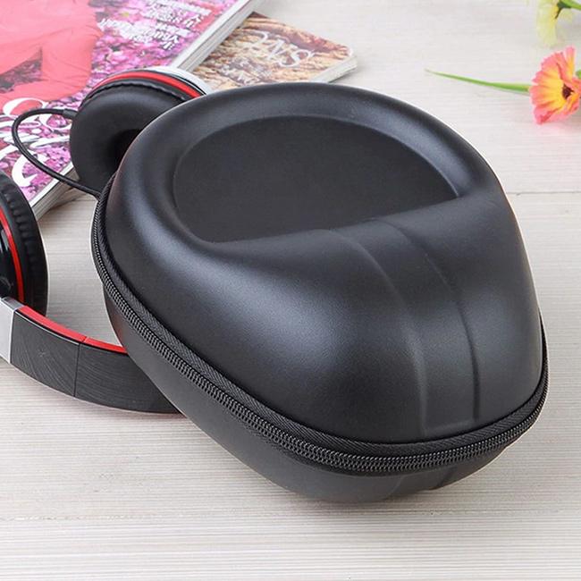 Kvalitné veľké puzdro na slúchadlový headset Taffware TF60.