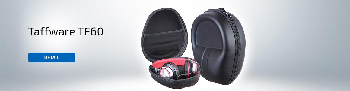 Nakúpte veľké puzdro na veľká slúchadlá TF60.