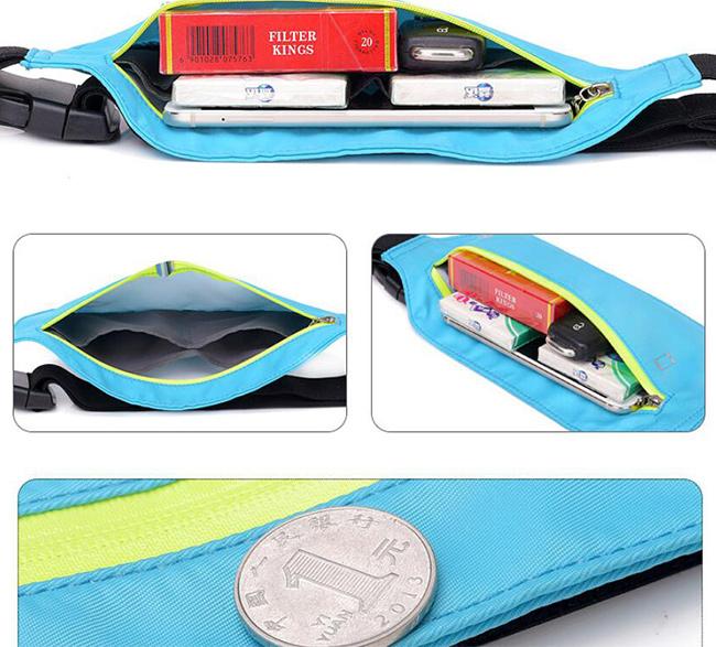 Športové ľadvinka na behanie na mobil na šport veľká väčšie priestranná na phablet.
