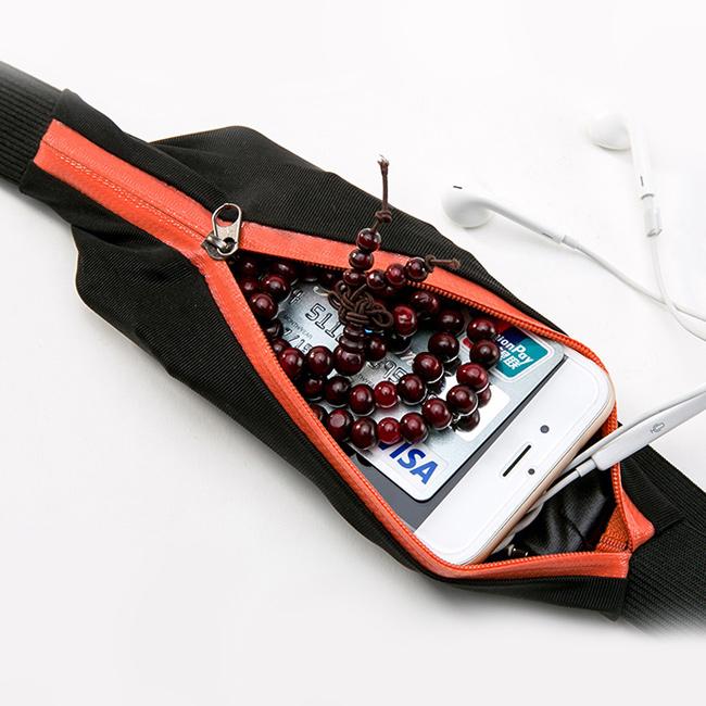 Malá športová ľadvinka na mobil.