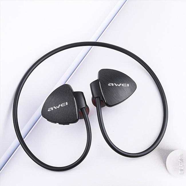 Lacná bezdrôtová Bluetooth slúchadlá za dobrú cenu ale kvalitné awei a847bl.