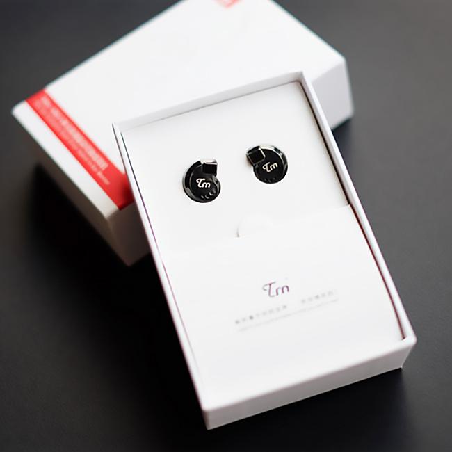 Krasne darčekové balenie slúchadlá do uší Tŕň V80.