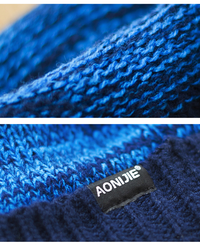 Zimná čiapka z kvalitného materiálu akrylu splna normy.