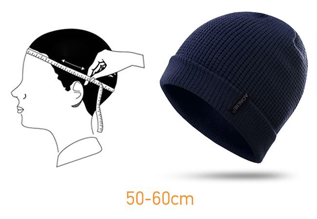 Univerzálny unisex čiapka pre malú i veľkú hlavu.