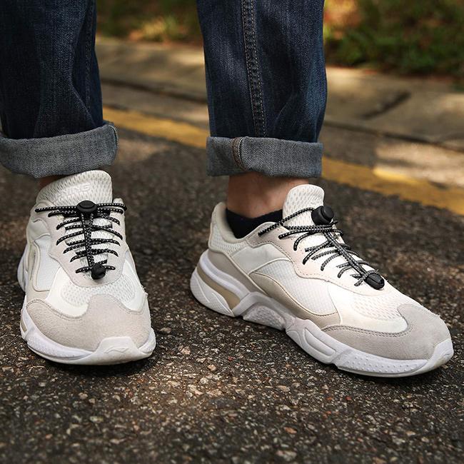 Pohodlné, elastické, zdravé šnúrky do topánok dáva easylace.