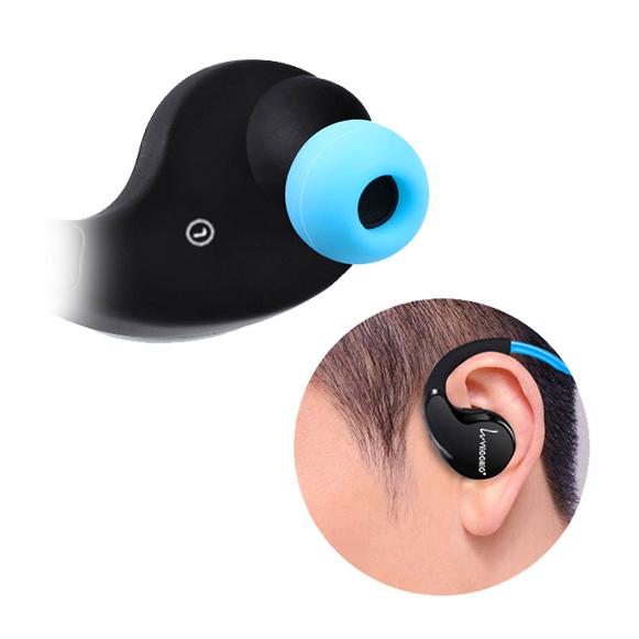 Bezdrátová sluchátka za hlavu Veggieg V7200.