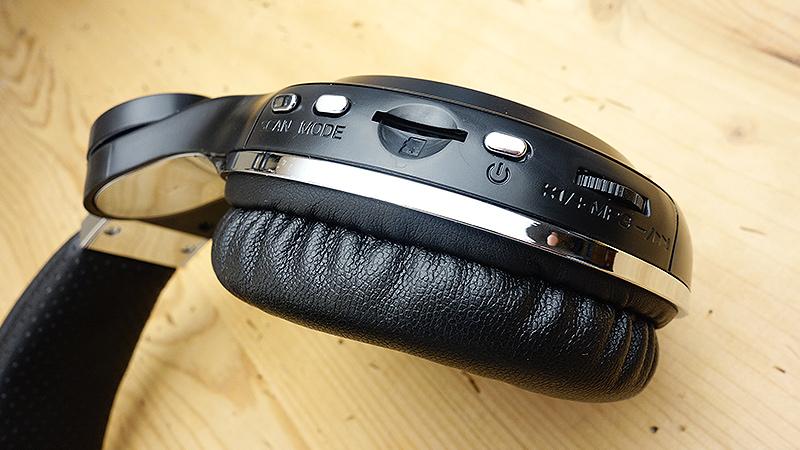 bluedio-t2-plus-detail-tlacitka-recenzia-slúchadiel-pres-hlavu-bezdrôtových