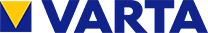 Logo spoločnosti Varta.
